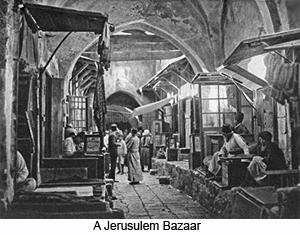 A Jerusalem Bazaar