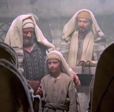 Jesus graduates
