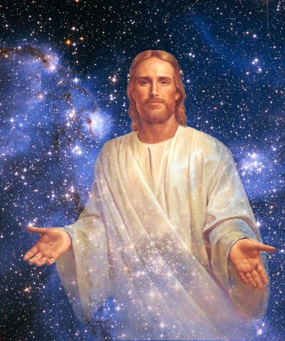 Cosmic Jesus