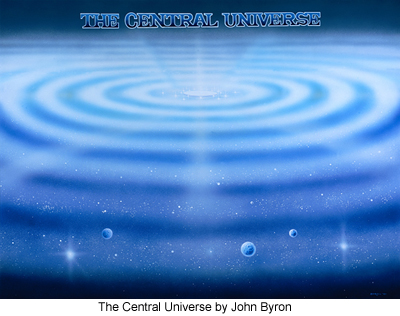 The Central Universe by John Byron