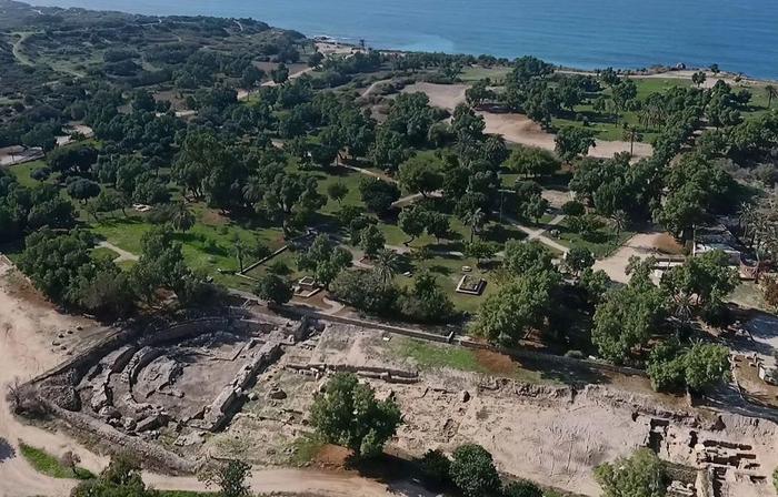 King Herod's 2,000-Yr-Old Roman Basilica