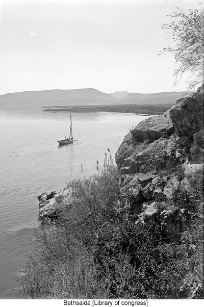 Bethsaida [Library of congress]