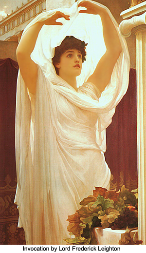Invocation by Lord Frederick Leighton