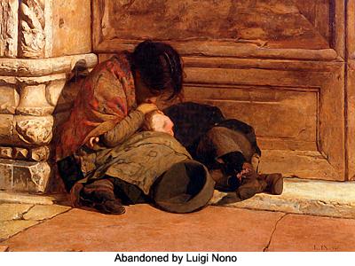 Abandoned by Luigi Nono