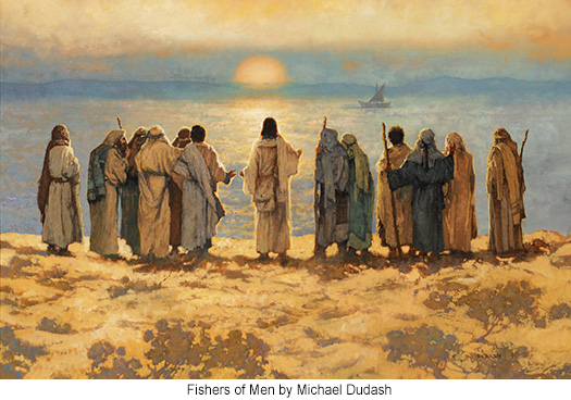 Fishers of Men by Michael Dudash