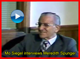 Mo Siegel interviews Meredith Sprunger