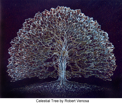 Celestial Tree by Robert Venosa