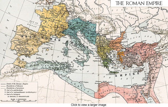 Roman Empire 1CE