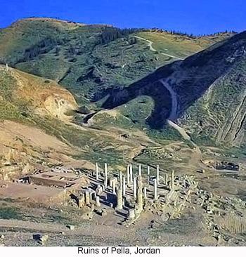 Pella ruins