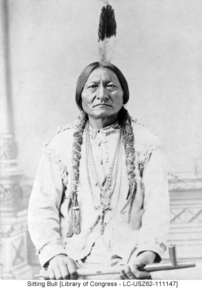 Sitting Bull [Library of Congress - LC-USZ62-111147]
