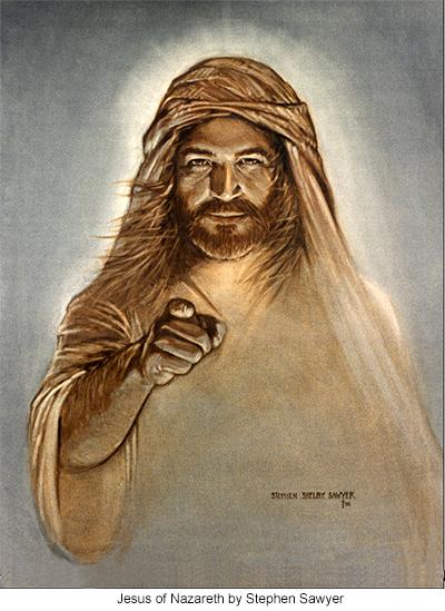Jesus of Nazareth by Stephen Sawyer