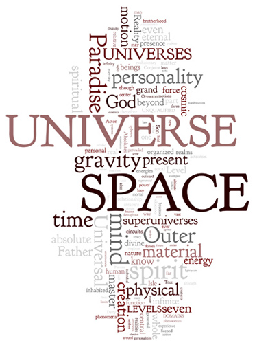 The Urantia Book: Paper 12. The Universe of Universes