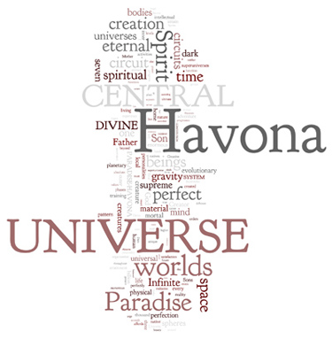 The Urantia Book: Paper 14. The Central and Divine Universe