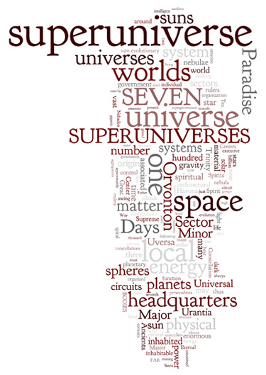 The Urantia Book: Paper 15. The Seven Superuniverses