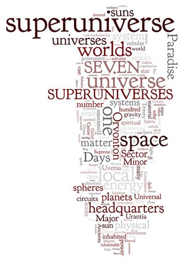 The Urantia Book: Paper 15. The Seven Superuniverses