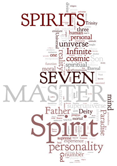 The  Urantia Book: Paper 16. The Seven Master Spirits
