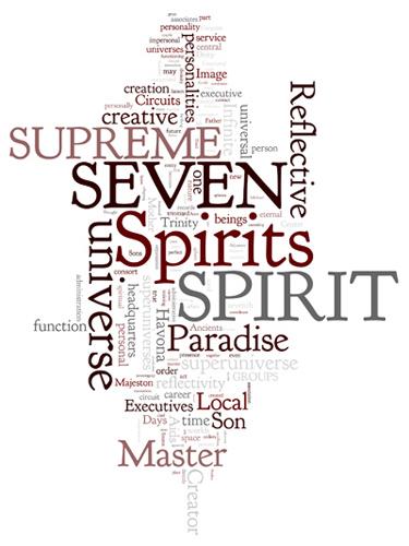 The Urantia Book: Paper 17. The Seven Supreme Spirit Groups