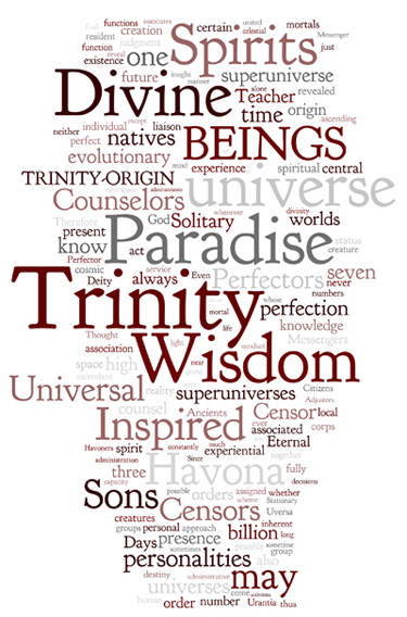 The Urantia Book: Paper 19. The Co-ordinate Trinity-Origin Beings