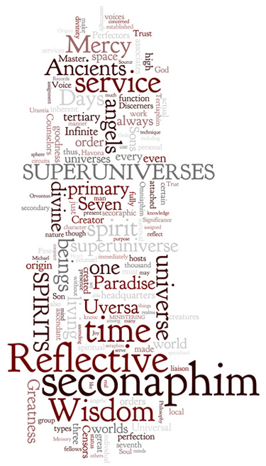 The Urantia Book: Paper 28. Ministering Spirits of the Superuniverses