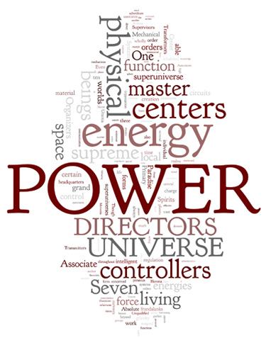 The Urantia Book: Paper 29. The Universe Power Directors