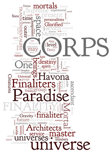 The Urantia Book: Paper 31. The Corps of the Finality