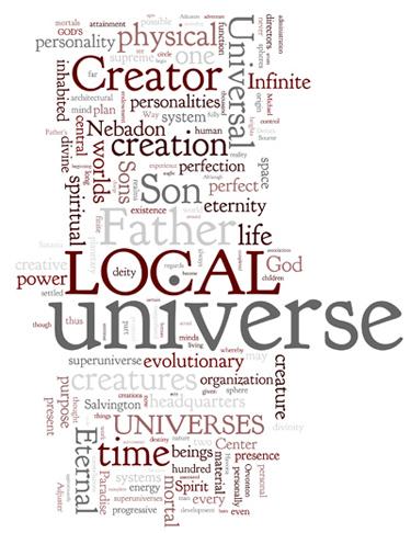 The Urantia Book: Paper 32. The Evolution of Local Universes