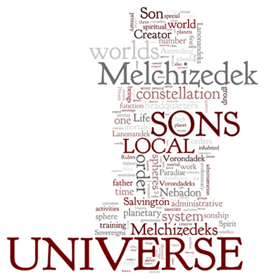 The Urantia Book: Paper 35. The Local Universe Sons of God
