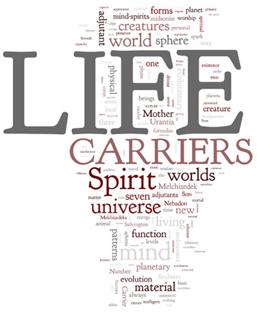The Urantia Book: Paper 36. The Life Carriers