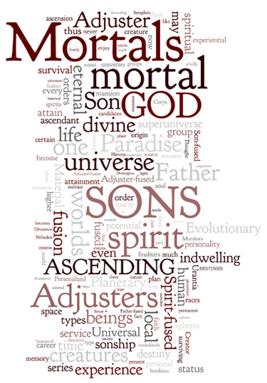 The Urantia Book: Paper 40. The Ascending Sons of God