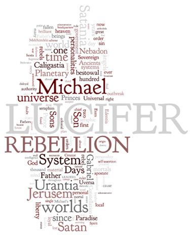 The Urantia Book: Paper 53. The Lucifer Rebellion