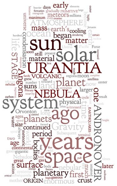 The Urantia Book: Paper 57. The Origin of Urantia