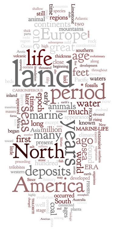 The Urantia Book: Paper 59. The Marine-life Era on Urantia