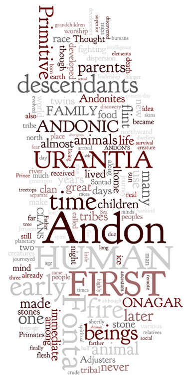The Urantia Book: Paper 63. The First Human Family