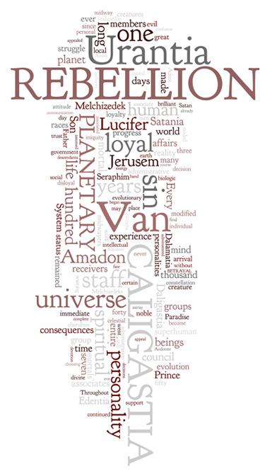 The Urantia Book: Paper 67. The Planetary Rebellion