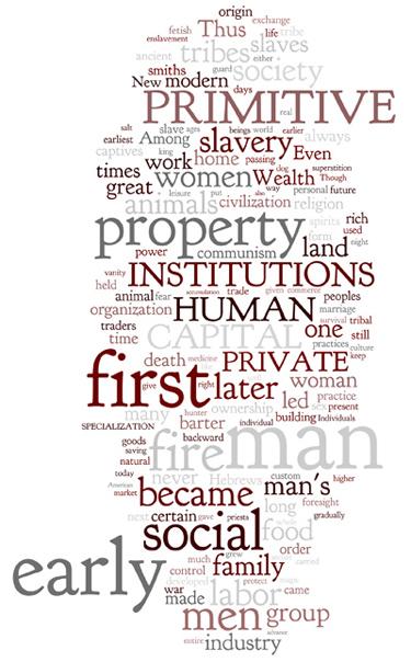 The Urantia Book: Paper 69. Primitive Human Institutions