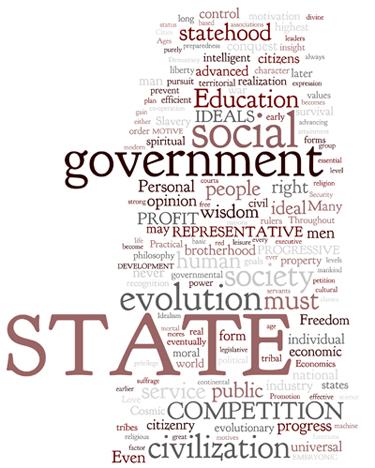 The Urantia Book: Paper 71. Development of the State
