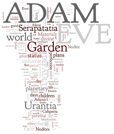 The Urantia Book: Paper 75. The Default of Adam and Eve