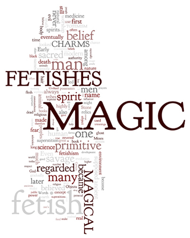 The Urantia Book: Paper 88. Fetishes, Charms, and Magic