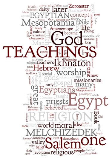 The Urantia Book: Paper 95. The Melchizedek Teachings in the Levant