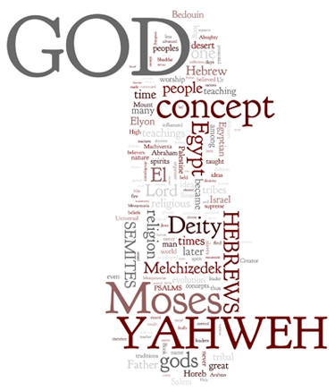 Yahweh, God of the Hebrews: Paper 96, The Urantia Book