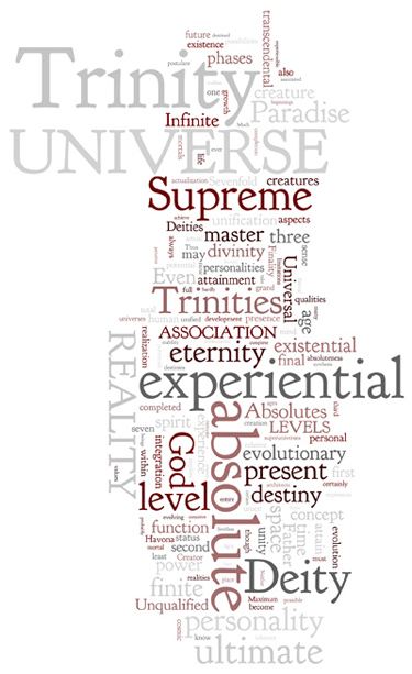 The Urantia Book: Paper 106. Universe Levels of Reality