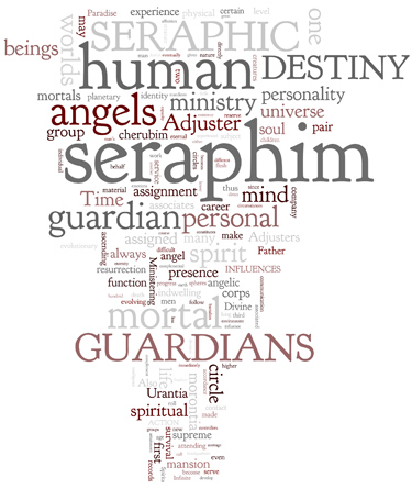 The Urantia Book: Paper 113. Seraphic Guardians of Destiny