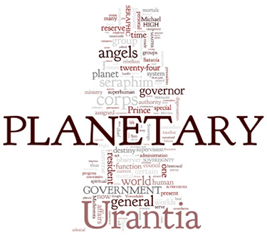 The Urantia Book: Paper 114. Seraphic Planetary Government