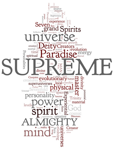 The Urantia Book: Paper 116. The Almighty Supreme