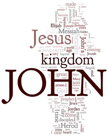The Urantia Book: Paper 135. John the Baptist