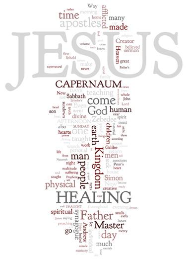 The Urantia Book: Paper 145. Four Eventful Days at Capernaum