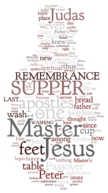 The Urantia Book: Paper 179. The Last Supper