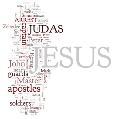 The Urantia Book: Paper 183. The Betrayal and Arrest of Jesus