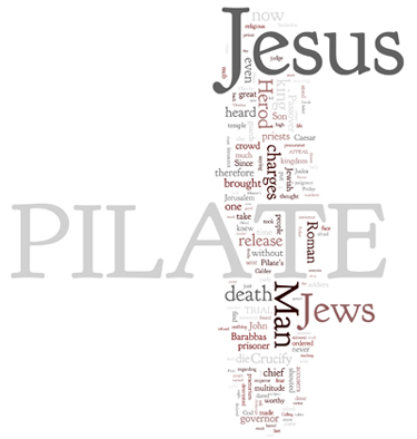 The Urantia Book: Paper 185. The Trial Before Pilate