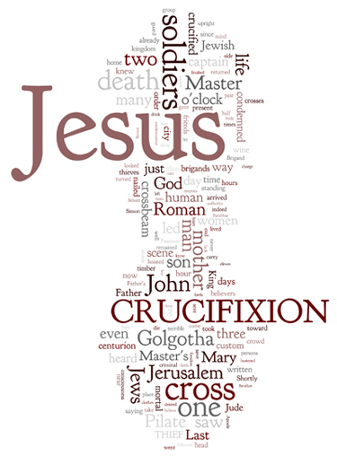 The Urantia Book: Paper 187. The Crucifixion